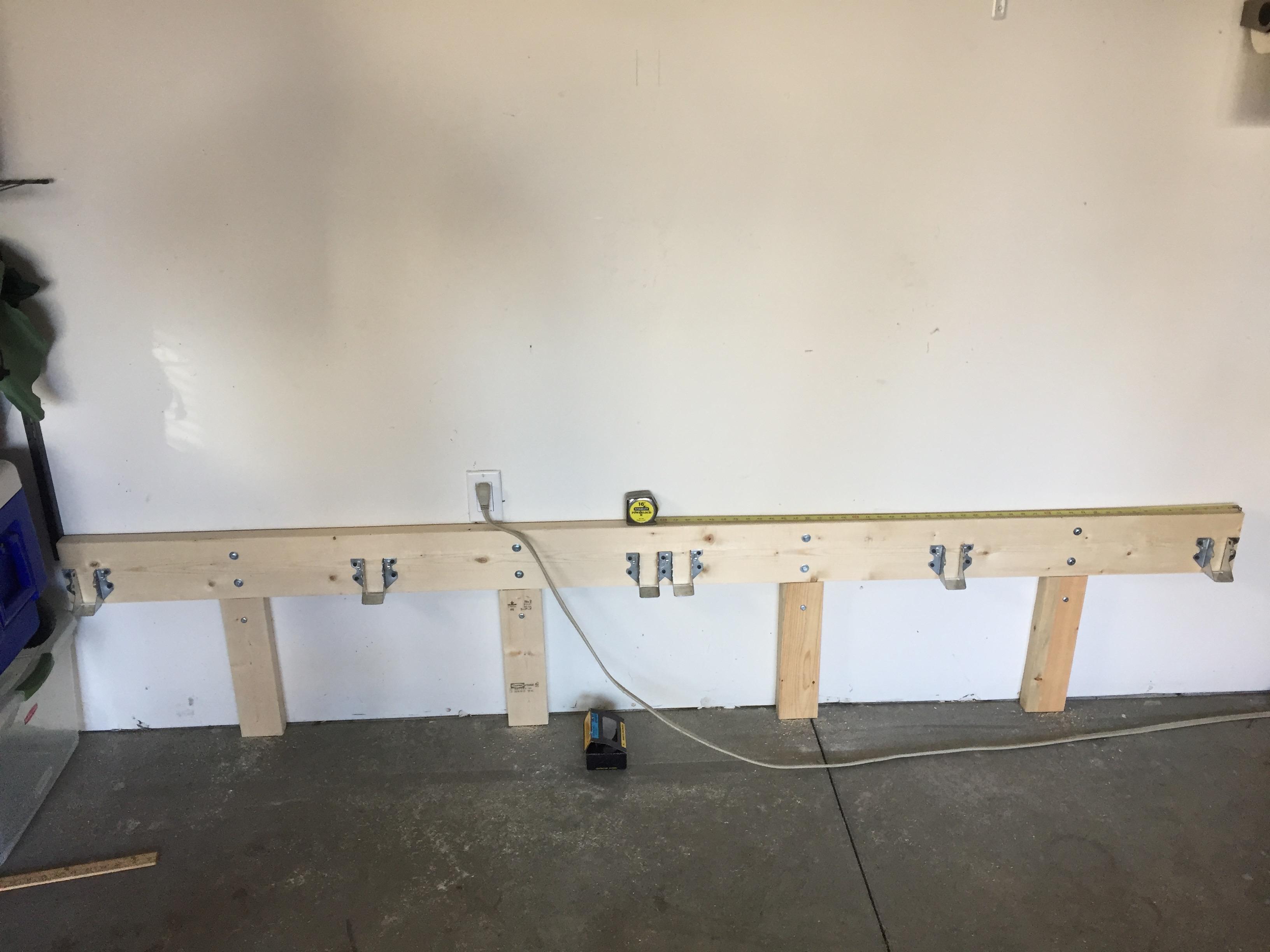 Build a Garage Bouldering Wall