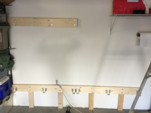 Add sleeper for articulated wall